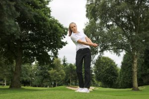 Olivia Pearson 3 Hammers Golf Academy